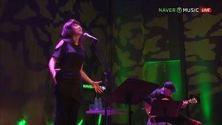Youn Sun Nah with Ulf Wakenius 6 Songs @Naver Music Concert in Korea, 2013.