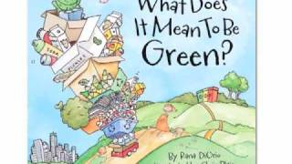 Teach Kids to Go Green: Picture Book: Kids Fun: Recycling