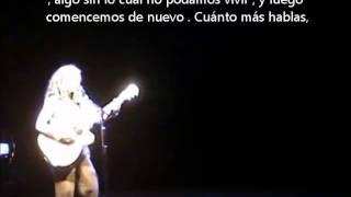 Ani Di Franco Names and Dates Subtítulos en Español