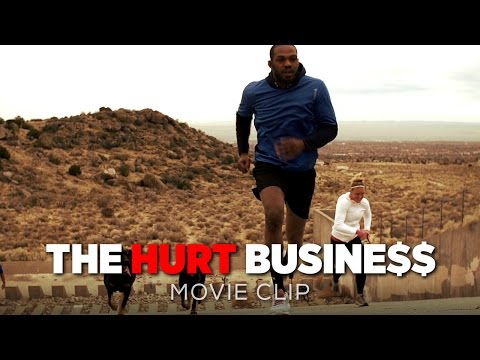 The Hurt Business (Clip 'Talk Steroids')