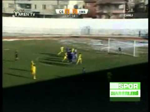 Yeni Malatyaspor Çankırıspor Maç Özeti