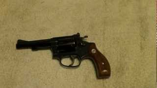 Smith & Wesson model 34-1 Kit Gun .22LR revolver