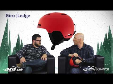 Video: 2017 Giro Ledge MIPS Helmet Overview by SkisDotCom and SnowboardsDotCom