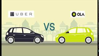 Who is better ola or uber