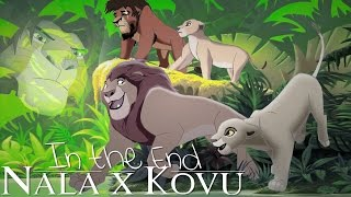 [ Nala X Kovu ] In the end // CROSSOVER - Part.4 //