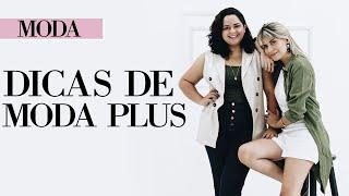 PLUS SIZE É ELEGANTE? feat. Deborah (A Casa Retrato) | Rafaela Coelho