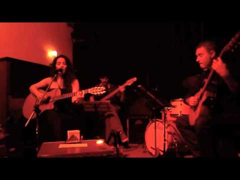 Between the bars- Gabrielle Stein & Pablo Green, Dec. 5, 2013