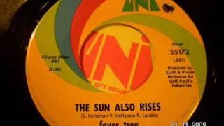 FEVER TREE - Sun also rises