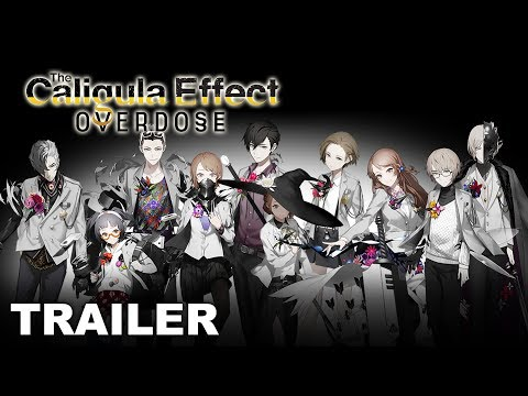The Caligula Effect: Overdose - The Go-Home Club (PS4, Switch, PC) thumbnail