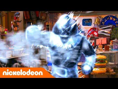Henry Danger | Henry Danger trifft Phoebe Thunderman ⚡️ | Nickelodeon Deutschland