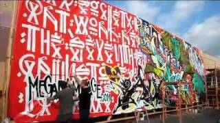 OCTOBER 2009 - REVOK, RETNA, RISKY, AUGOR, EWOK, THE WITNES AND MORE - THE 7TH DAY PROJECT