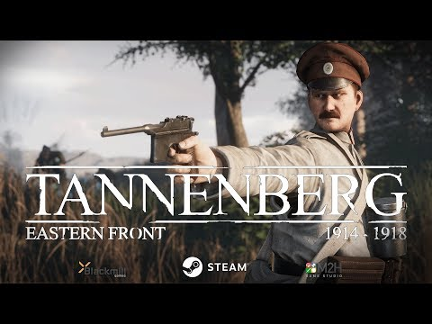 WW1 FPS Tannenberg - Release Date Announcement | PC thumbnail