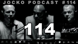 Jocko Podcast 114 w/ Leif Babin - How to Lead and Win.