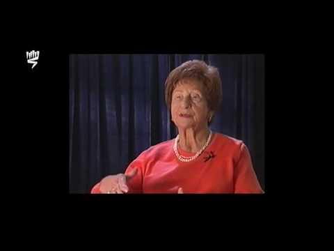 Fela Goldberg, rescapée de la Shoah, raconte ses souvenirs du soulèvement du ghetto de Varsovie