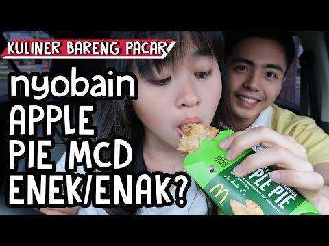 KUCAR #5 - Es Krim Rujak MCD VS Apple Pie MCD