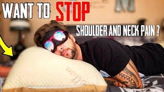 Best Side Sleeper Pillow (2020) Can it Stop Shoulder Pain?