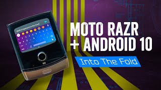 Revisiting The Motorola Razr 2019 – Now With Android 10!