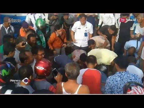 Pagar Tembok SD di Pekanbaru Roboh, 2 Siswa Tewas dan 5 Luka-luka - iNews Sore 14/11