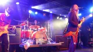 D-A-D - UNOWNED live - Aschaffenburg 21.02.2013