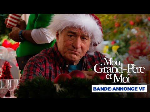 Mon grand-père et moi - bande-annonce Alba Films