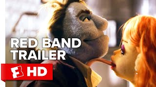 The Happytime Murders Red Band Trailer #2 (2018) | Movieclips Trailers