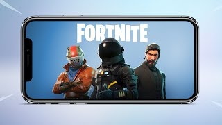 video i skrinshoty - fortnite android a8