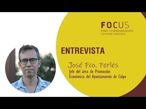 Entrevista a José Francisco Perles en Focus Pyme Marina Alta y Marina Baixa 2019[;;;][;;;]