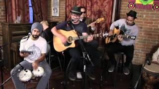 THE BLACK SEEDS So True Cool Me Down Medley stripped down MoBoogie Loft Session Video
