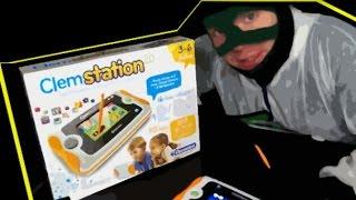 ClemStation 2.0 Multimedia Tablet für Kinder