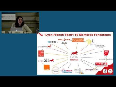 Numérique - French Tech : conférence Forum de l'International 2016