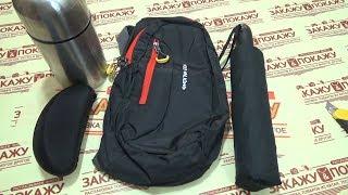 Вместительная сумка рюкзак через плечо из Китая с Aliexpress за 6$