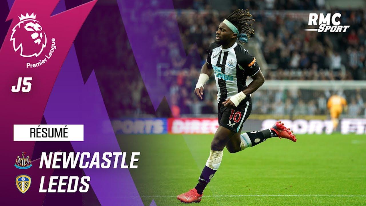 Résumé : Newcastle 1-1 Leeds - Premier League (J5)
