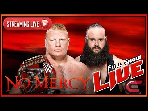 WWE No Mercy 2017 Live Full Show September 24th 2017 Live Reactions