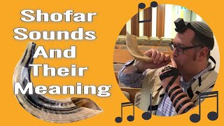 Shofar Sounds And Their Meaning| Rosh Hashanah