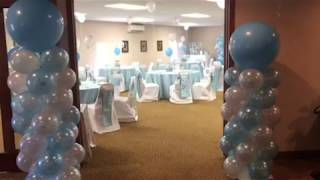 Baby Boy Birthday Party Idea
