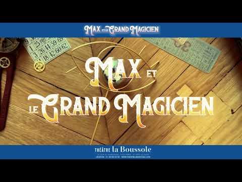 Bande annonce Max et le grand magicien