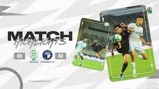CAF CC | Demi finale retour : Raja CA 0 – 0 Pyramids FC