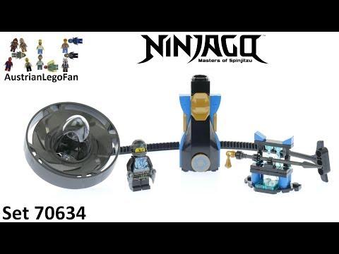Vidéo LEGO Ninjago 70634 : Nya - Maître du Spinjitzu