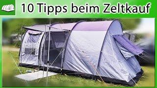 Du willst ein Zelt kaufen? Meine Tipps für dich! | Tipps zum Zeltkauf | Erfahrung