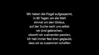Silla Ft. Kitty Kat   Vogel Flieg [Lyrics On Screen]