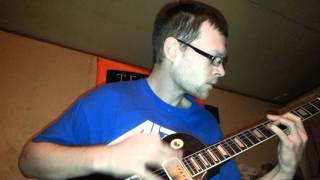C.O.B. pussyfoot miss suicide pre solo riff