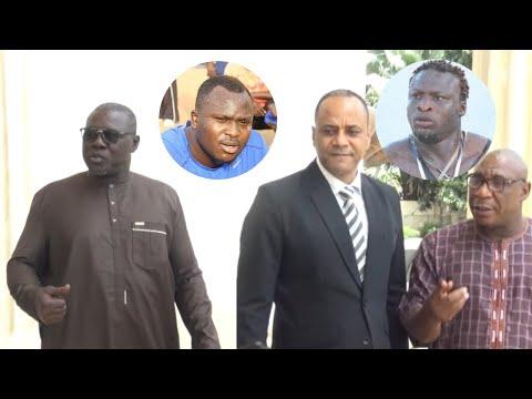 Urgent - Modou Lô vs Ama Baldé : Luc Nicolaï signe avec la télévision Gambienne GRTS pour...