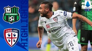 Sassuolo 2-2 Cagliari | Ragatzu Rescues a Point as Cagliari Fight Back from Two Down | Serie A
