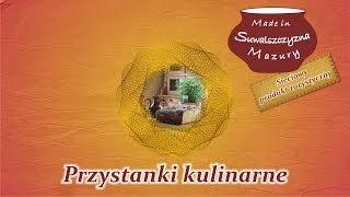 preview picture of video 'Gołdap - Przystanki kulinarne'
