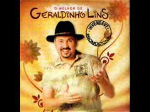Rei da brincadeira - Geraldinho Lins