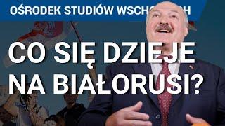 Białoruś 2021 – co się dzieje? Protesty na Białorusi rok później
