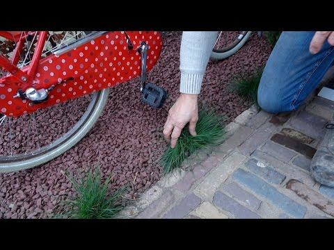 Parkeren In Voortuin : Grind in de tuin leggen je fiets parkeren in de tuin de kleine