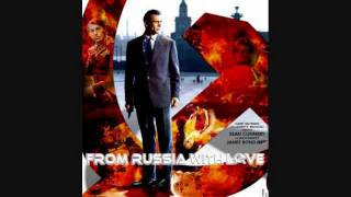 From Russia With Love - Bond Takes The Lecktor