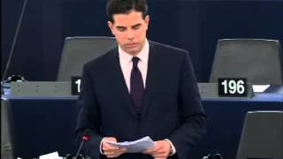 Gyürk András felszólalása az európai acélipar helyzetéről