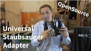 osVAC Adapter - Der Universal-Staubsaugeradapter?